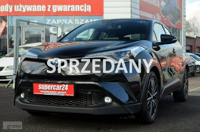 Toyota C-HR TOYOTA C-HR Wersja Prestige / JBL / LED / NAVI / Salon PL / FV23% /