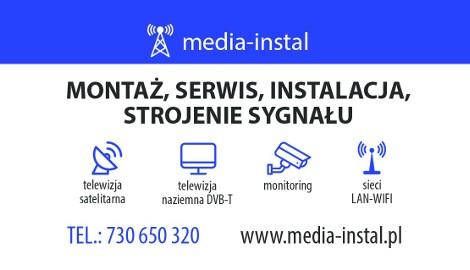 GDÓW Montaż Serwis Anten Satelitarnych,Naziemnych