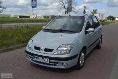 Renault Scenic I 1,9 dTi 80 km Lift klimatronik sprawny Zarejestro