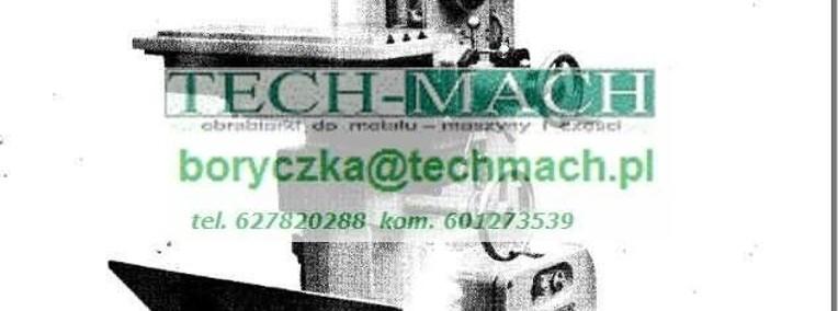 Dokumentacja techniczna DTR do frezarki 675P tel. 601273539-1