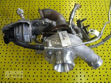 Turbina Turbosprężarka Fiat Ducato 2.3 Euro5 Fiat Ducato