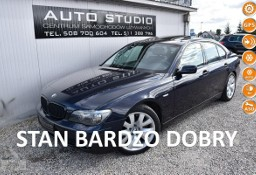 BMW SERIA 7 BOGATY!/Lifting/Bi Xenon/Szyberdach/Skóra/Dociągi/Parktronic