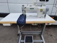 Stębnówka Siruba Prąd 230V Automat (Jak Juki 9000) Pfaff Durkopp Adler Brother