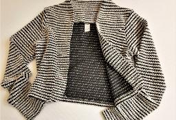 Luźny sweter  L  Vila