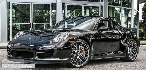 Porsche 911 991 911 (991) Turbo S Najtaniej w EU