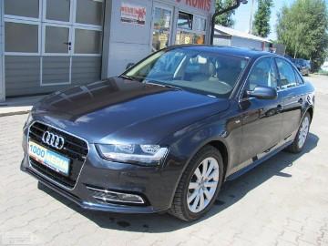Audi A4 IV (B8) 2.0 TFSI Flexible Fuel-limuzyna-S-LINE,Fakt Vat23%