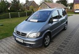 Opel Zafira A Bezwypadkowy Wersja OPC Klima Serwis ASO