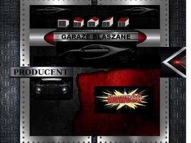 Garaże Blaszane-Wiaty,Magazyny,Hale-1