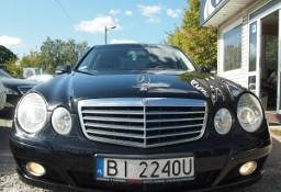 Mercedes-Benz Klasa E W212 E200 1.8BENZ+GAZ KOMPRESOR 163KM LIFT KLIMATYZACJA