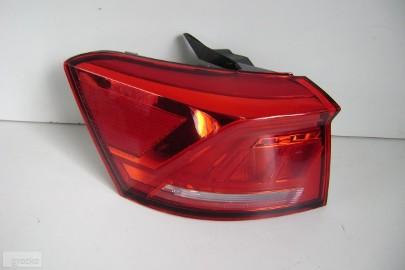 VW T-ROC - LAMPA TYLNA LEWA LED