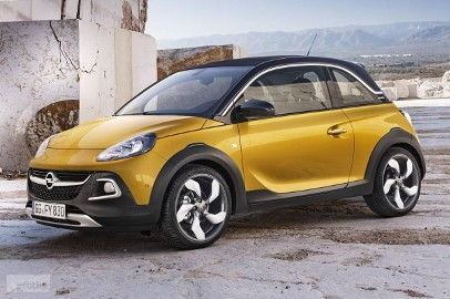 Opel Adam Negocjuj ceny zAutoDealer24.pl
