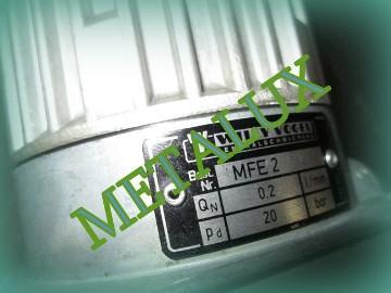 Pomp VOGEL MFE5 0,5l/min tel. 601273528