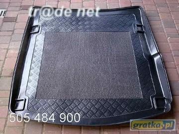 AUDI A6 C6 sedan 2004-2006 mata bagażnika - idealnie dopasowana do kształtu bagażnika Audi A6