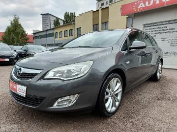 Opel Astra J 1.4 turbo 140 KM, full, piękna, gwarancja!