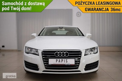 Audi A7 I (4G) S-Tronic Skórzana tapicerka El. klapa Climatronic x4 DriveSelect PAP
