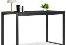 vidaXL Biurko komputerowe, czarne, 120 x 60 x 70 cm20245