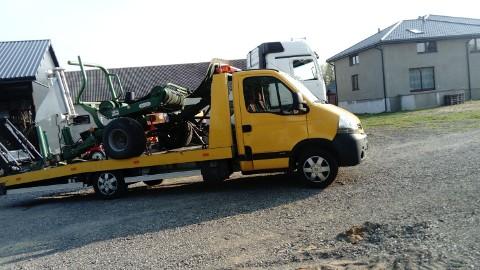 Latowicz transport zagrabiarek przetrzasaczy przewracarek zgrabiarek owijarek belar Latowicz 510-034-399