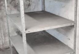 Regał stalowy skręcany, półki 70x95 cm wys. 198