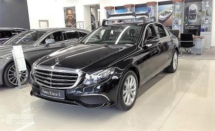 Mercedes-Benz Klasa E W213 220d AMG Pakiet + bogate wyposażenie