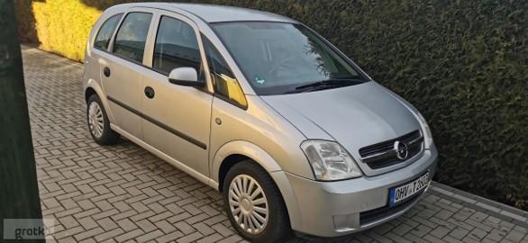 Opel Meriva A 96000km !!! Śliczna Z Niemiec Opłacona rej. 256
