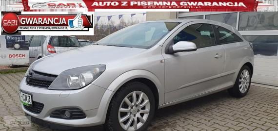 Opel Astra H GTC 1.8 140KM skóra nawigacja ks. serwis gwarancja