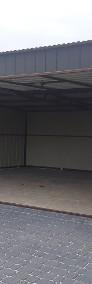 garaże blaszane, wiaty, DREWNOPODOBNY-4