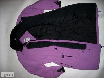CIEPŁA kurtka płaszcz PARKA j nowa L XL