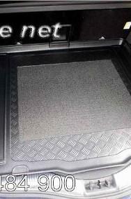 FORD MONDEO MK5 TOURNIER od 01.2015 - kombi mata bagażnika - idealnie dopasowana do kształtu bagażnika; z dojazdowym kołem zapasowym Ford Mondeo-2