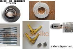 Gilotyna NTC 2000/ 2, 5 - części zamienne, noże - tel.661-840-722
