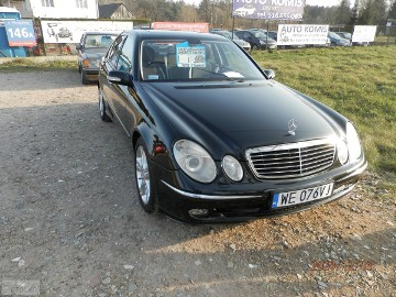 Mercedes-Benz Klasa E W211 E220 AVANTGARDE