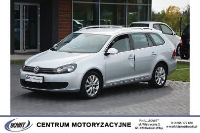 Volkswagen Golf VI 2012r VW 1.4 TSI DSG - Klimatyzacja AC, Nawigacja