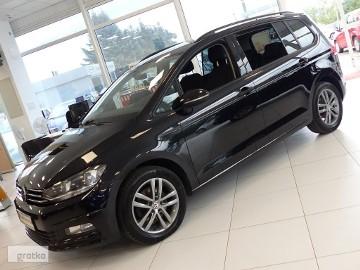 Volkswagen Touran III 2.0 TDI 150KM Aktywny tempomat Masaże FV23%