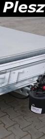 TM-089 przyczepa Tipper 2515, 254x153x30cm, kipper, wywrotka kiprowana ręcznie, burty stalowe, DMC 1500kg-3