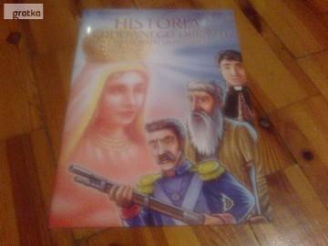 komiks ,,Historia cudownego obrazu Matki Bożej Licheńskiej''