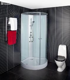 Montaż brodzika, kabiny prysznicowej, HYDRAULIK złota rączka