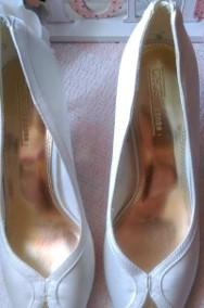 (40) ASOS/Buty ślubne, letnie czółenka, sandałki/25,4 cm-2