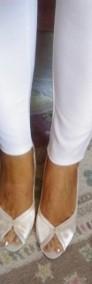 (40) ASOS/Buty ślubne, letnie czółenka, sandałki/25,4 cm-4