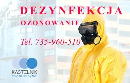 Sprzątanie mieszkania po zmarłym, zgonie Opole. Dezynfekcja po zmarłych Tel. 735-960-510