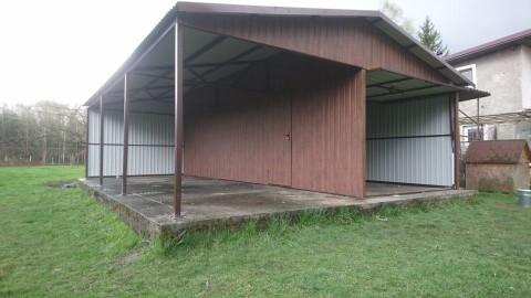 Garaż Płonna
