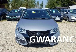 Honda Civic IX Tourer 1.6i-DTEC 120PS Navi