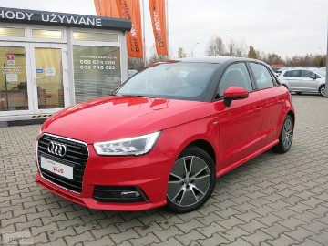 Audi A1 I (8X) 1.0 TFSI 95KM, NAWIGACJA, SALON PL, ASO, FV23%