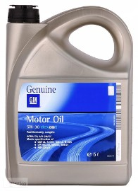 General Motors GM DEXOS2 5W30 - 5L