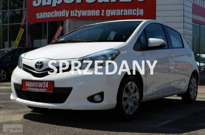 Toyota Yaris III Toyota Yaris Benzyna, Salon PL, FV 23%, Gwarancja!!
