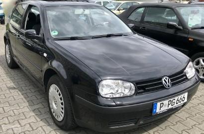 Volkswagen Golf IV IV 1.4 Basis SZYBERDACH