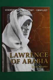 Lawrence of Arabia - David Murphy - Osprey Command
