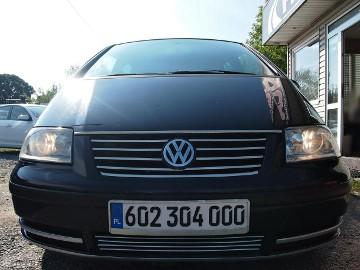 Volkswagen Sharan I 1.9 TDi 115 KM 7 OSÓB KLIMATRONIC ALU-FELGI HAK