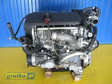 Silnik Fiat Ducato 2.3 Jtd Model 2007-2011 Euro4 E4 Fiat Ducato