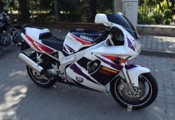 Yamaha FZS 600 R bardzo ładny oryginalny stan, zarejestrowany w PL