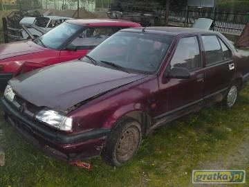 Skrzynia biegów,półosie Renault 19