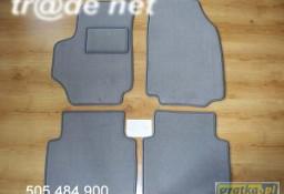 Fiat Linea od 2007 do 2018 najwyższej jakości dywaniki samochodowe z grubego weluru z gumą od spodu, dedykowane Fiat Linea